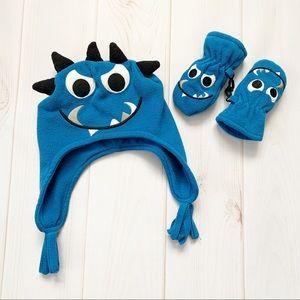 Children's Place Fleece Monster Hat